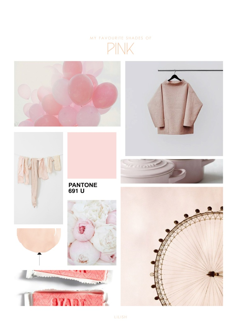 LB 20140701 - my favourite shades of pink